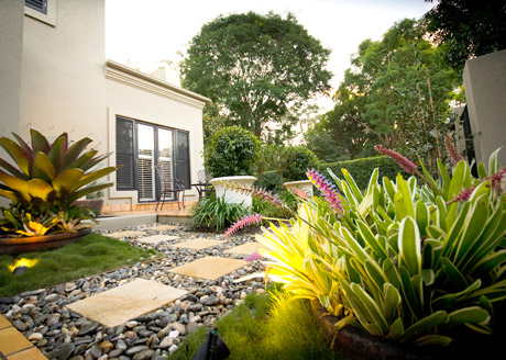 About brisbane gardeners and landscapers my garden for Landscape gardeners brisbane